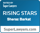 Rising Stars of Superlawyers